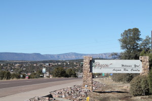 Things to Do Payson AZ